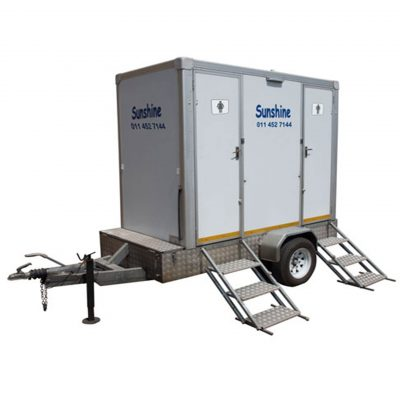 EXECUTIVE TRAILER UNIT (LUX LOO)