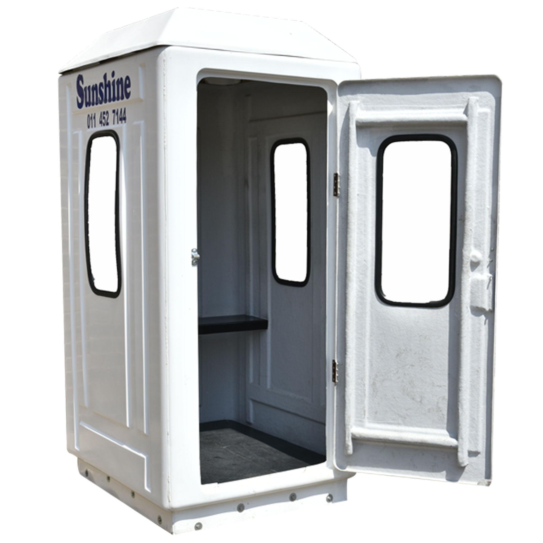 Portable Guard Hut Portable Toilet Mobile Toilet
