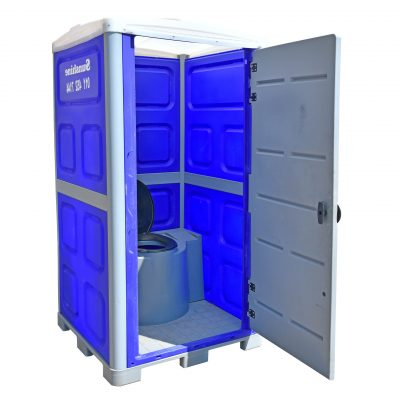 PORTABLE TOILET (STANDARD NON FLUSH)
